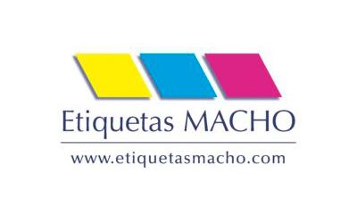 Etiquetas Macho