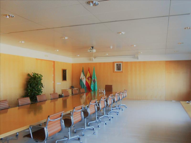 Sala de Comisiones y de Alto Protocolo